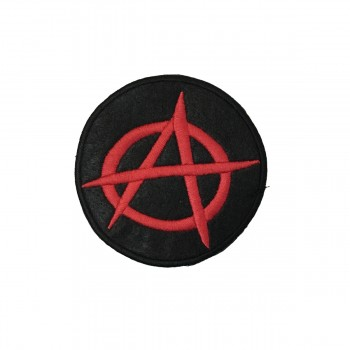 Anarchy Logo Patch