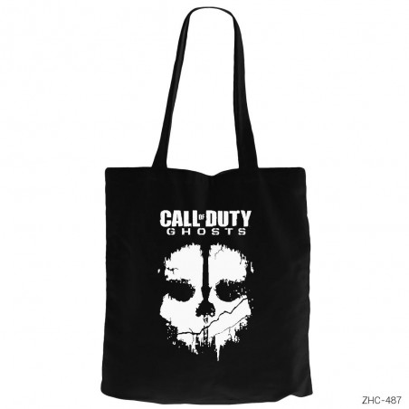Call of Duty Ghost Stencil Ham Bez Çanta