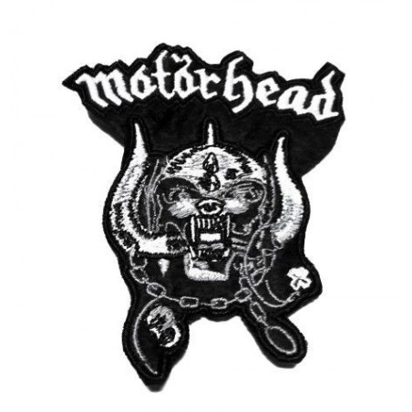 Motörhead Patch Yama
