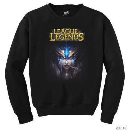 League of Legends Cute Sweatshirt