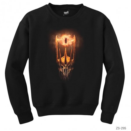 Lord Of The Rings Sauron Sweatshirt
