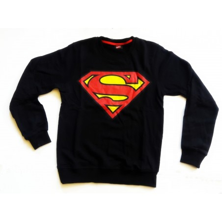 Superman Sweatshirt Siyah