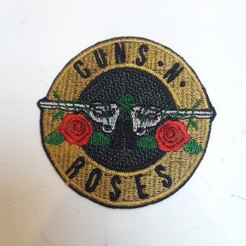 Guns N Roses Patch Yaması