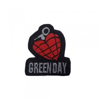 Greenday Patch Yaması