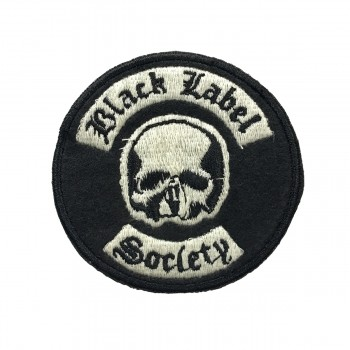 Black Label Society Patch