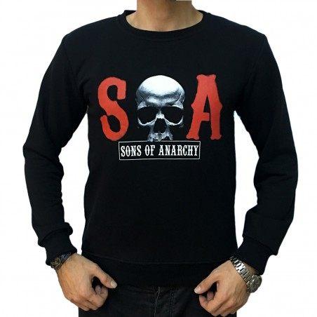 Sons of Anarchy SOA Sweatshirt